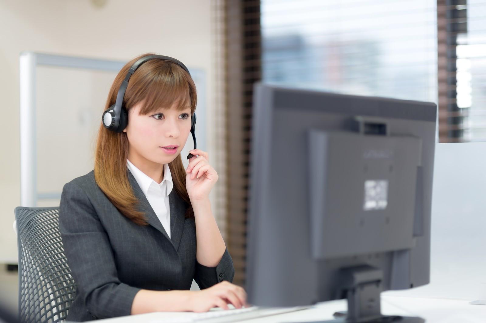 コールセンターと事務の仕事内容の違い