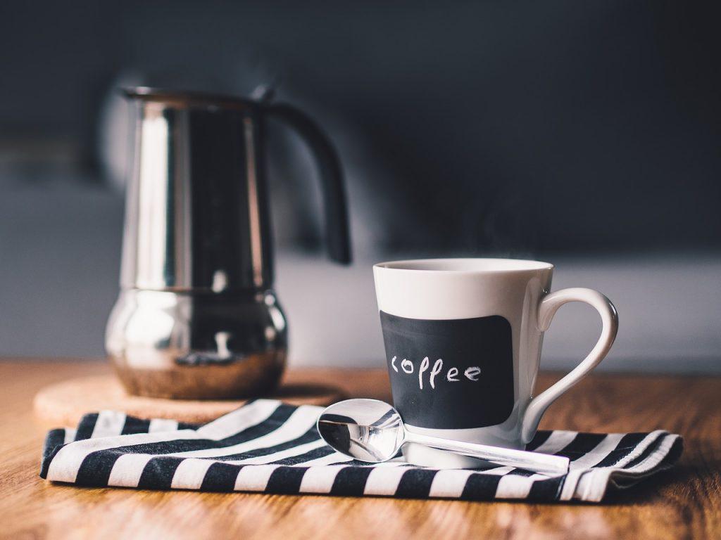 カフェの早朝バイト