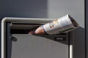 新聞配達のバイト