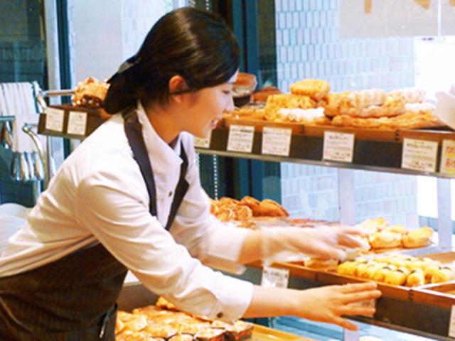 制服がかわいいバイトおすすめ人気ランキング第3位 ベーカリーレストラン神戸屋キッチン