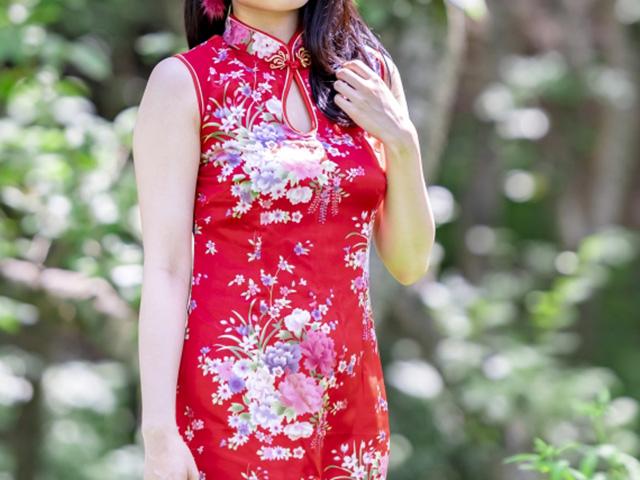制服がかわいいバイトおすすめ人気ランキング第4位 中華料理屋でチャイナドレス