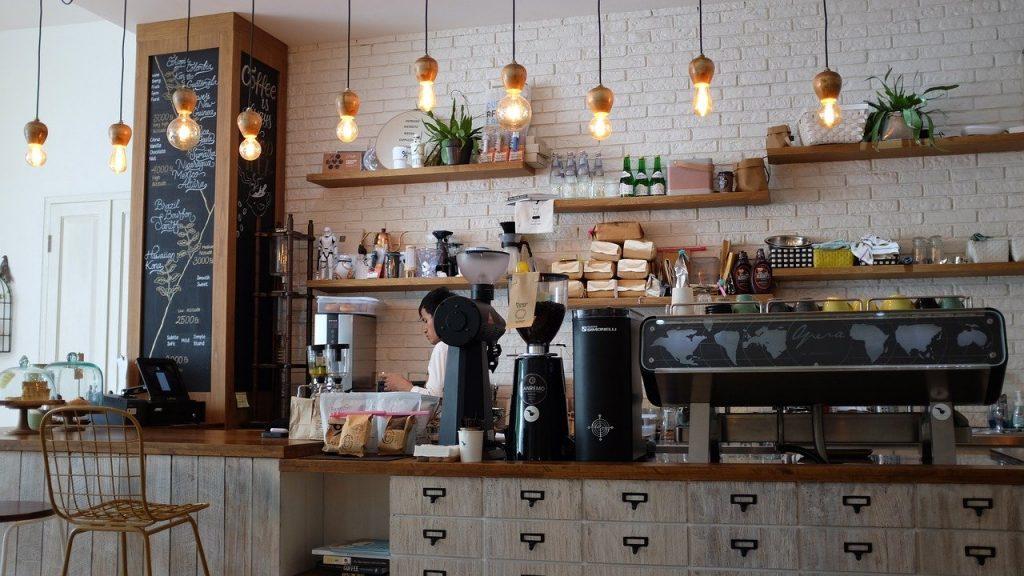 カフェのアルバイト