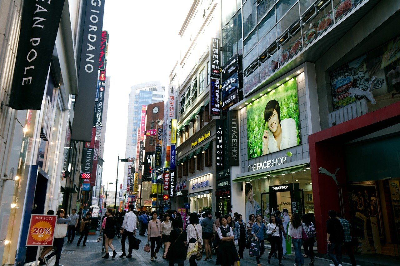 韓国好きバイトランキング