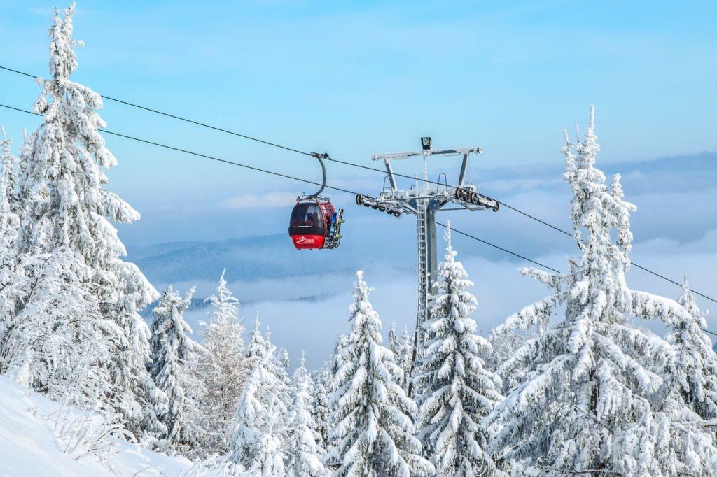 スキー場などのリゾートバイト